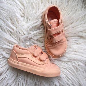 Vans  Baby/Toddler Girls' Skate Shoes Size 6